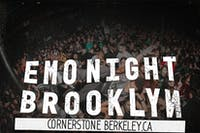 Emo Night Brooklyn: Berkeley with guest DJ Ryan Key of Yellow Card