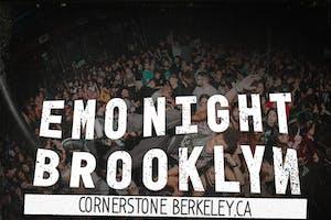 Emo Night Brooklyn: Berkeley with guest DJ Ryan Key of Yellow Card