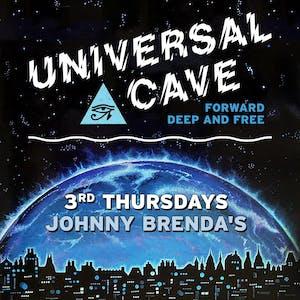 Universal Cave DJs:   Forward, Deep and Free