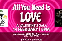 The Lonely Hearts Club - All Ya Need Is Love - A Valentine's Gala