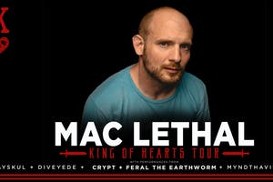 MAC LETHAL with Grayskul, Diveyede and special guests