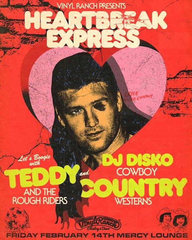Vinyl Ranch Presents Heartbreak Express