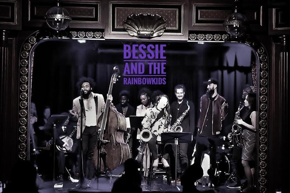 Bessie and The Rainbowkids