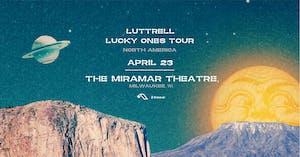 Luttrell 'Lucky Ones' Tour – The Miramar Theatre, Milwaukee