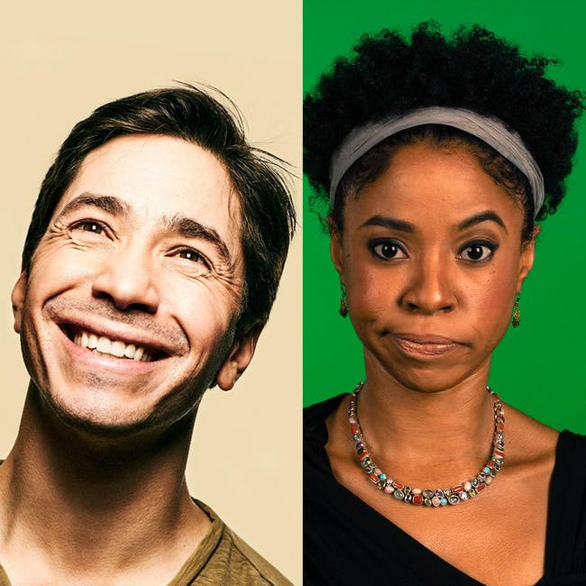 NPR's Ask Me Another with VIP Guests: Justin Long and Marina Franklin