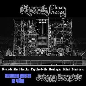 Phreak Flag with DJ Jeff White and friends