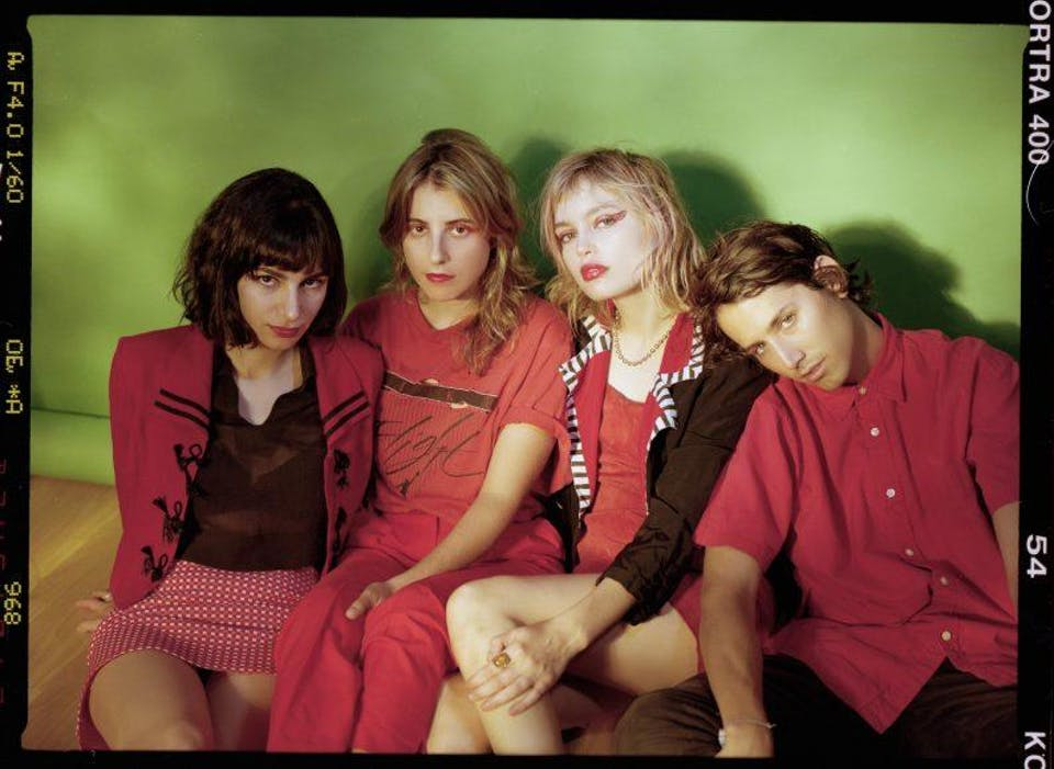 The Paranoyds - SOLD OUT @ Mohawk (Indoor)