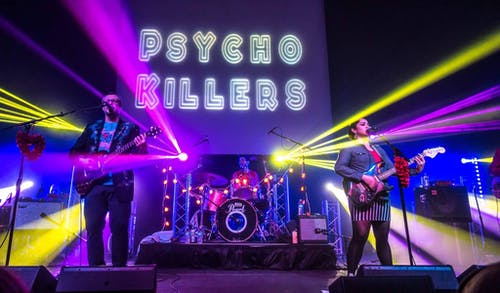 Unofficial After Party Featuring Psycho Killers