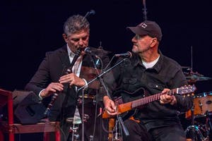 Vlatko Stefanovski and Theodosii Spassov in Concert