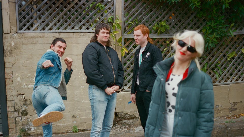 WKDU Presents Amyl and the Sniffers