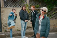AMYL AND THE SNIFFERS with C.O.F.F.I.N and Lecherous Gaze