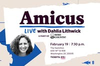 Amicus LIVE with Dahlia Lithwick