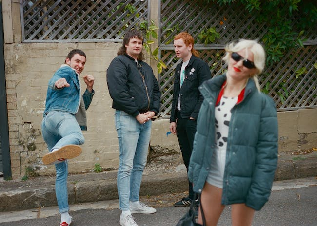 SHOW CANCELED: Amyl and The Sniffers