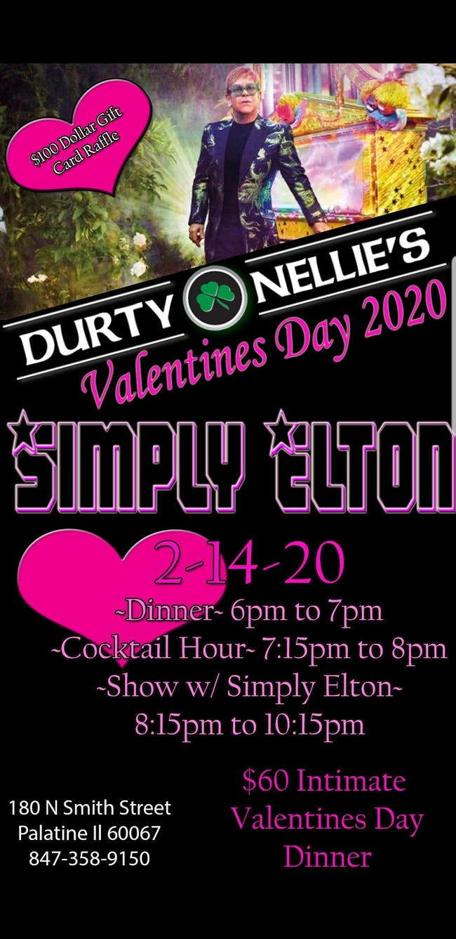 An Intimate Night with 'Simply Elton'