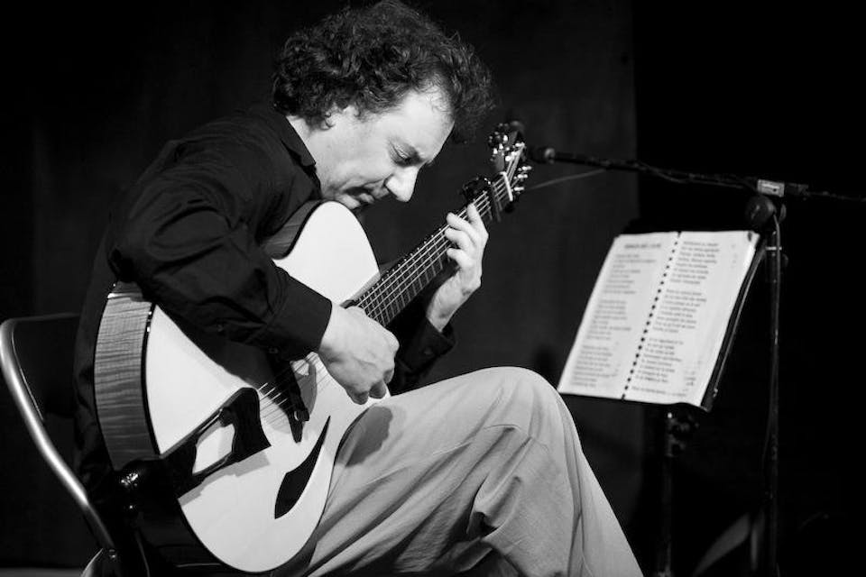 An Evening with Pierre Bensusan - World Music - Guitar & Voice