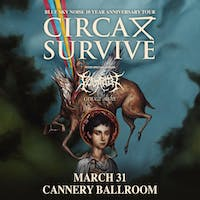 Circa Survive w/ Polyphia & Gouge Away