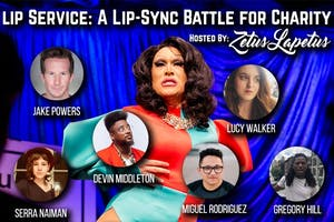 Lip Service: A Lip Sync Battle for Charity