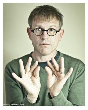 Sun Valley Comedy Series with Bengt Washburn