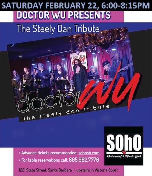 Doctor Wu - A Tribute to Steely Dan