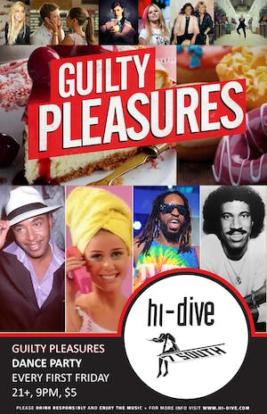 Guilty Pleasures ** Dance Party