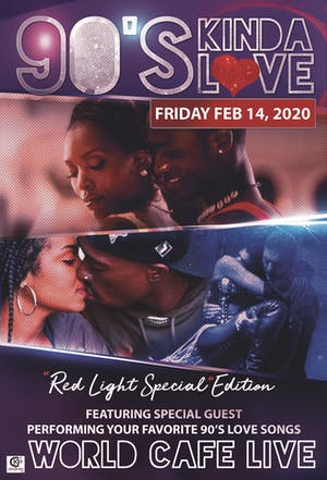 """90's Kinda Love: """"Red Light Special"""" Edition"""