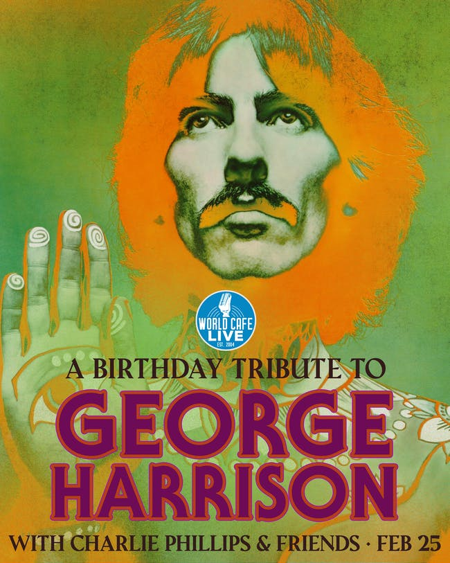 A Birthday Tribute to George Harrison