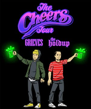 The Cheers Tour: Grieves + The Holdup, Elephants in the Room