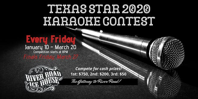 Week 9 - Texas Star 2020 Karaoke Contest