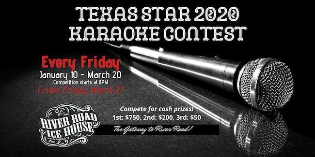 FINALS - Texas Star 2020 Karaoke Contest