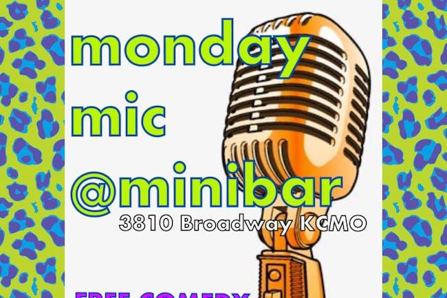 MONDAY MIC at miniBar