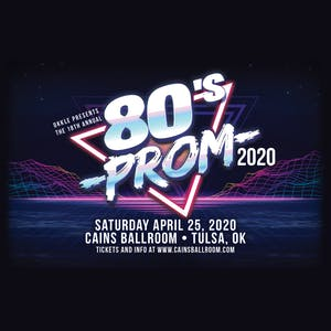 18th Annual 80's PROM