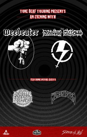 Weedeater and Goddamn Gallows