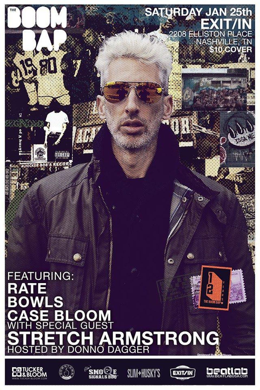 The Boom Bap Nashville - 12 Year Anniversary