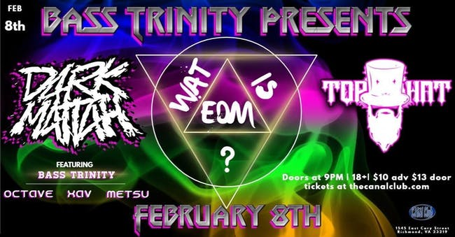 Bass Trinity presents Wat is EDM