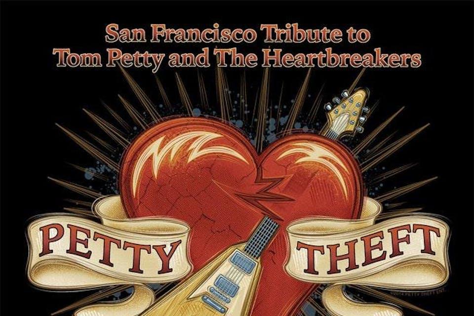 Petty Theft - Tom Petty Tribute