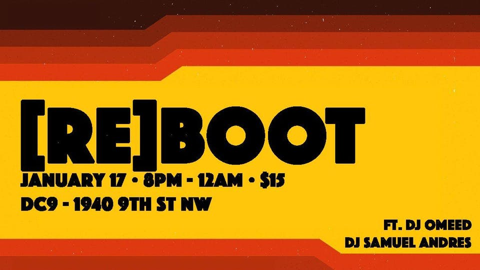 [RE]BOOT