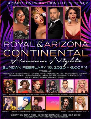 ROYAL CONTINENTAL: HAVANA NIGHTS