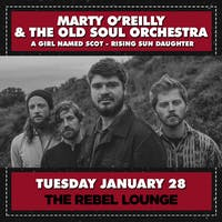 MARTY O'REILLY & THE OLD SOUL ORCHESTRA