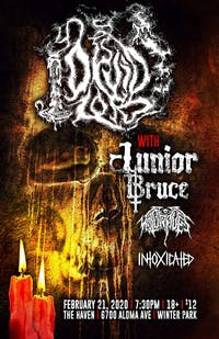 Druid Lord, Junior Bruce, Hot Graves, and Intoxicated in Orlando