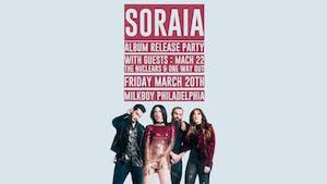 Soraia - Album Release Party