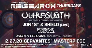 RE:Search ft. Ultrasloth (kLL sMTH/Duffrey/BioLumigeN) w/ Jon1st & Shield