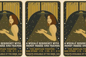 Silver Landings: A Weekly Residency with Mandy Moore and Friends