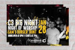 C3 Big Night of Worship