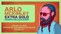 Arlo McKinley & The Lonesome Sound w/ Extra Gold, Shawn Nelson Band