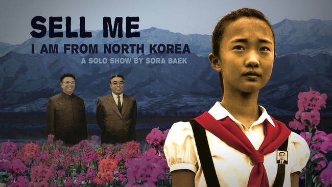 SELL ME: I Am From North Korea