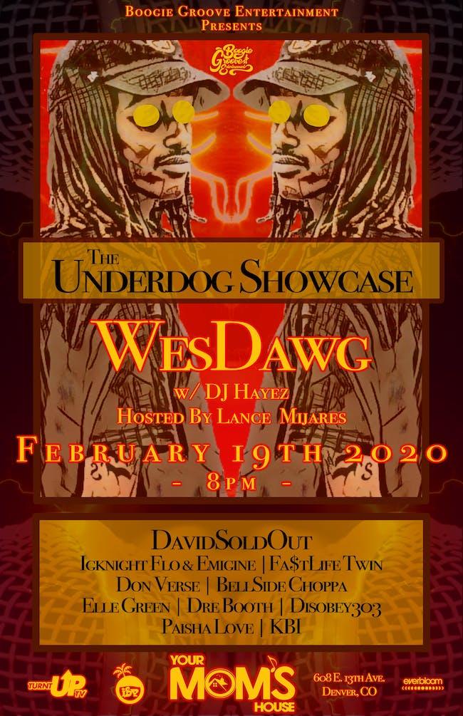 Hip-Hop Underdog Showcase: Wes Dawg