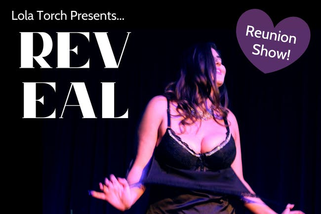 Lola Torch Presents: REVEAL With Tucson Libertine League @ 191 Toole