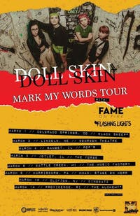 Doll Skin w/ Fame on Fire