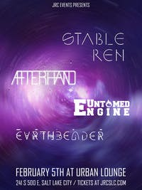 Stable Ren, Afterhand, Earthbender, Untamed Engine