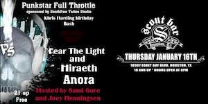 Fear The Light w/ Hiraeth, & Anora